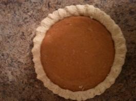 Sweet Potatoe Pie