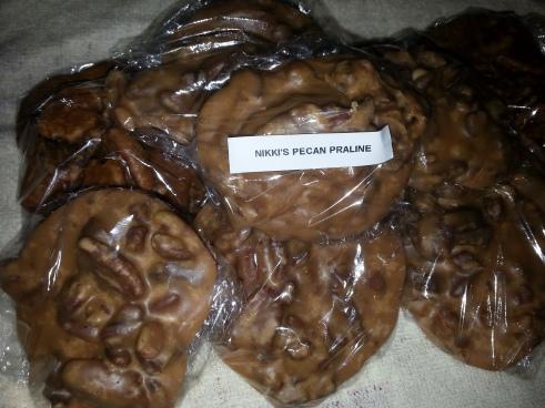 Specialty Pecan Praline